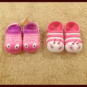 NWT Bundle of 2 pair of Norty Shoes Size 9